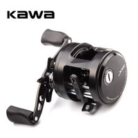 Fishing Reels KAWA New Fishing Reel X300 301 Cast Drum Wheel...
