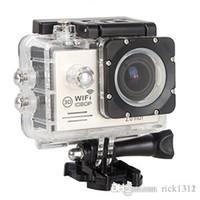 스포츠 카메라 SJ7000 와이파이 1080P 액션 카메라 1080P 풀 HD 2.0 LCD 30m 방수 DV 비디오 스포츠 극단적 인 미니 캠 레코더 JBD-N3