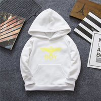 New Children' s autumn classic boys and girls hoodies sp...