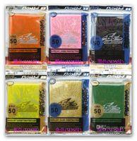 Yugioh 5ds duelist بطاقة الأكمام بطاقة سطح السفينة حامي مزيج الألوان