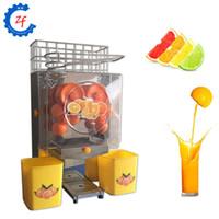 110V 220V 스테인레스 스틸 전기 감귤류 쥬스 기계 오렌지 과즙, 레몬 주스를 눌러 착취 추출 기계