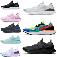 2019 best quality Epic React v2 Designer men women fly Shoes...