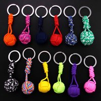 12Pcs Lot Mix color simple key rings round metal promotional...