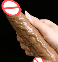 Vibrating Realistic Dildo Super Simulation Dildo High Qualit...