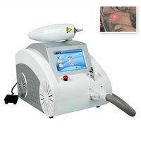 New Laser Sopracciglio Lavatrice Portable ND YAG Laser Tattoo Rimozione del tatuaggio Grande Area Raffreddamento Tatuaggio permanente per rimuovere il dolore