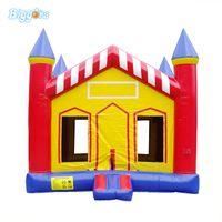 Castelo de salto inflável da casa de salto inflável da casa de salto para uso comercial