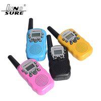 T388 детская Радио игрушка Walkie Talkie Kids Radio UHF двухстороннее Радио T-388 детская рация пара для мальчиков и девочек подарок