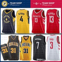 1c7a6b43c17 Wholesale indiana jersey for sale - James Harden Houston Jersey Rockets Indiana  Pacers Victor Oladipo Chris