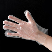 Disposable Vinyl Glove Multifuction Transparent Thin Gloves ...