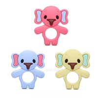 Children Baby Silicone Teething Safety Teethers Newborn Kids...