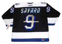 78f6bfebb New Arrival. custom Mens DENIS SAVARD Tampa Bay Lightning 1993 CCM Jerseys  Cheap Retro Hockey Jersey. US ...