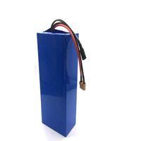 Ücretsiz kargo AU AB ABD Şarj Edilebilir 60 V motor 18650 lityum pil paketi 18AH piller için 18650 1000 W 1500 W motor + 2A Şarj
