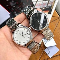 Fashion watch T41 Mechanical Men watch Size 40mm Sapphire Glass ETA2824-2 Moement Stainless Steel Belt Folding Buckle