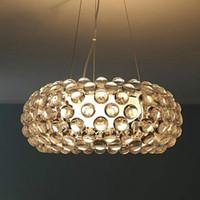 Modern suspension caboche hängande ljus italiensk belysning hängande lampor för matsal vardagsrum modern rustik ljus fixtur AC 100-250V