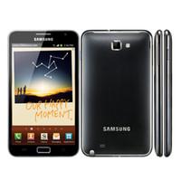 Оригинальный Samsung Galaxy Note N7000 I9220 5,3 дюйма Dual Core 1GB RAM 16GB ROM WCDMA 3G Восстановленное телефона
