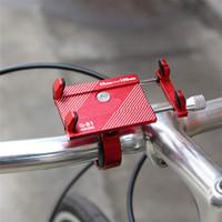 """100 g de poids en alliage d'aluminium de vélos Téléphone Porte-moto support de guidon pour 03/05 à 06/02"""" pour iPhone Samsung Xiaomi téléphone intelligent Livraison gratuite"""