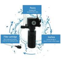 3 в 1 фильтр для аквариума аквариумный фильтр мини аквариумный фильтр аквариумный кислородный погружной очиститель воды