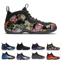 e2ab345e4 Alternate Galaxy 1.0 2.0 Olympic Penny Hardaway Black Gum White-Out Mens  Basketball Shoes foams one men sports sneakers designer size 7-13