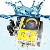 مقاومة كاميرا الرياضة في الهواء الطلق العمل البسيطة كاميرا مضادة للماء شاشة ملونة الماء كاميرا فيديو مراقبة تحت الماء 5.0