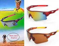 Óculos de sol Óculos de Explosão Homens Segurança Esportes Ao Ar Livre Ciclismo Bicicleta Bicicleta Equitação Pesca Sunglass Night Vision Óculos de Óculos de Eyewear