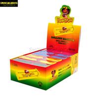Acrílico plástico fumar cigarro máquina de rolamento adequado110mm king papel tamanho manual tobaccos botão fácil mão rolo de fumaça tubulação de tabaco