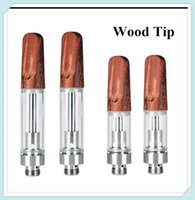 Ceramic Coil Cartridge Wood Ceramic Tip Vaporizer Good As Am...