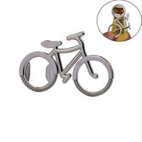 Fahrrad Keychain Geschenk Nettes Bier Metall Opener Mode Fahrrad-Form-Schlüsselanhänger Auto Schlüsselanhänger Bierflascheöffner LXL252-A