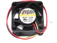 Y.S.TECH 40x40x20mm FD124020EB-H de FD124020EB 12V 0.21A 4WIRE serveur Fan