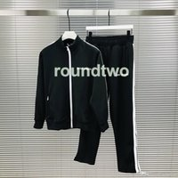 2020 Beaucoup de couleurs hommes survêtement hommes Sweats Survêtements manteau de survêtement de luxe mens Palm sweat à capuche veste sweat-shirt Pantalon de sport