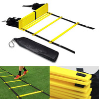 Agility Speed Jump ladder Soccer Agility Outdoor Training Fo...