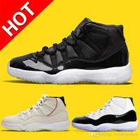 11 s Jam Concord Space Xi Männer Frauen High Heiress Schwarz Stingray Gym Red Chicago Basketball Schuhe Low Bred Varsity Red Sports Sneaker