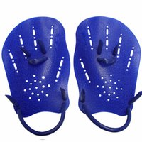 DSstyles Swimming Webbed Gloves Diving Paddling Hand Palm Swim Training Pinne Guanto per principianti