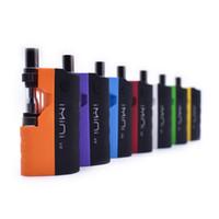 Аутентичные Imini V2 Vape Mod 650mAh В.В. батареи Стартовые наборы для густого масла Картриджи Испаритель 510 Thread уместить бак DHL Free