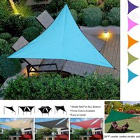3M Sun Shelters Outdoor Triangle Sunshade Waterproof Canopy ...
