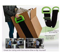 clever carry Adjustable Moving And Lifting Straps For Furnit...