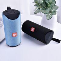 10 W Colonna di musica Senza Fili Altoparlante Portatile Bluetooth esterno Radio FM soundbar Stereo Surround sound Box TF Bass Boombox woofer