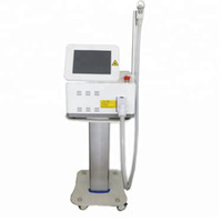 Beauty Salon and Spa Use Alexandrite Laser 755nm Hair Remova...