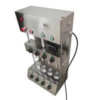 Nova máquina de pizza portátil máquina de moldagem direta de cozimento rápido é mais economia de trabalho