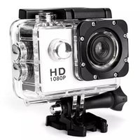 Hot 1080P HD Sports Action Camera Kit 30m helmet Underwater ...