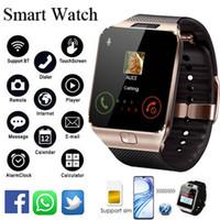 카메라 시계와 함께 블루투스 안드로이드 스마트 시계 SIM TF 슬롯 Smartwatch 웨어러블 장치 Iphone Samsung Huawei에 대한 지능형 휴대 전화 손목 시계