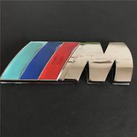 Emblema da tecnologia do emblema do logotipo da etiqueta da roda 1X para BMW M3 M5 E36 E39 E46 E90 X5