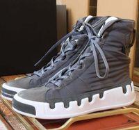 Calda di vendita di alta qualità Y3 Kaiwa scarpe firmate Giallo Chunky Yohji nuovi pattini degli uomini di modo core Nero Bianco Rosso Casual Sneakers Trainers 22 r3