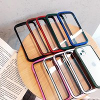 Luxury small waist Phone Case For iphone 11 Pro Max case Tra...