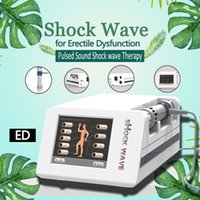 Hot selling extracorporeal acoustic radial shock wave therap...