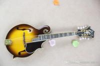 Mandolino chitarra elettrica classica Mandolino manuale personalizzato personalizzato a 8 corde di fascia alta personalizzazione