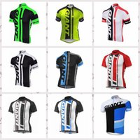 New GIANT Team Cycling jersey Camicie da ciclismo da strada manica corta pantaloncini Breathable Pro Cycling Clothing 513023