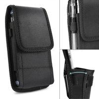 يونيفرسال الرياضة النايلون حزام كليب الحافظة هاتف محمول حقائب جلدية للحصول على الحقيبة 3،5-6،3 بوصة فون 11 الموالية ماكس MAX XS X XR 7G 8G سامسونج S10 PLUS