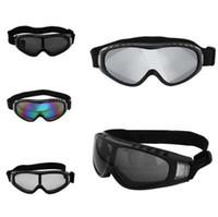 Motocross Goggles Motorcycle Bike ATV Off Road Sun Glasses Eyewear Anti-fog Dustproof Windproof glasses Outdoor Sport 4 Colour