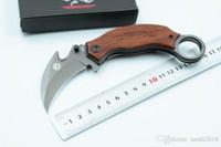 도매 새로운 공룡 X52 발톱 칼 전술 사냥 칼 멀티 도구 포켓 생존 고정 칼 선물 칼 무료 배송