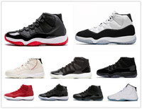 11 Mens 11s Basketball Shoes New Concord 45 Platinum Tint Sp...